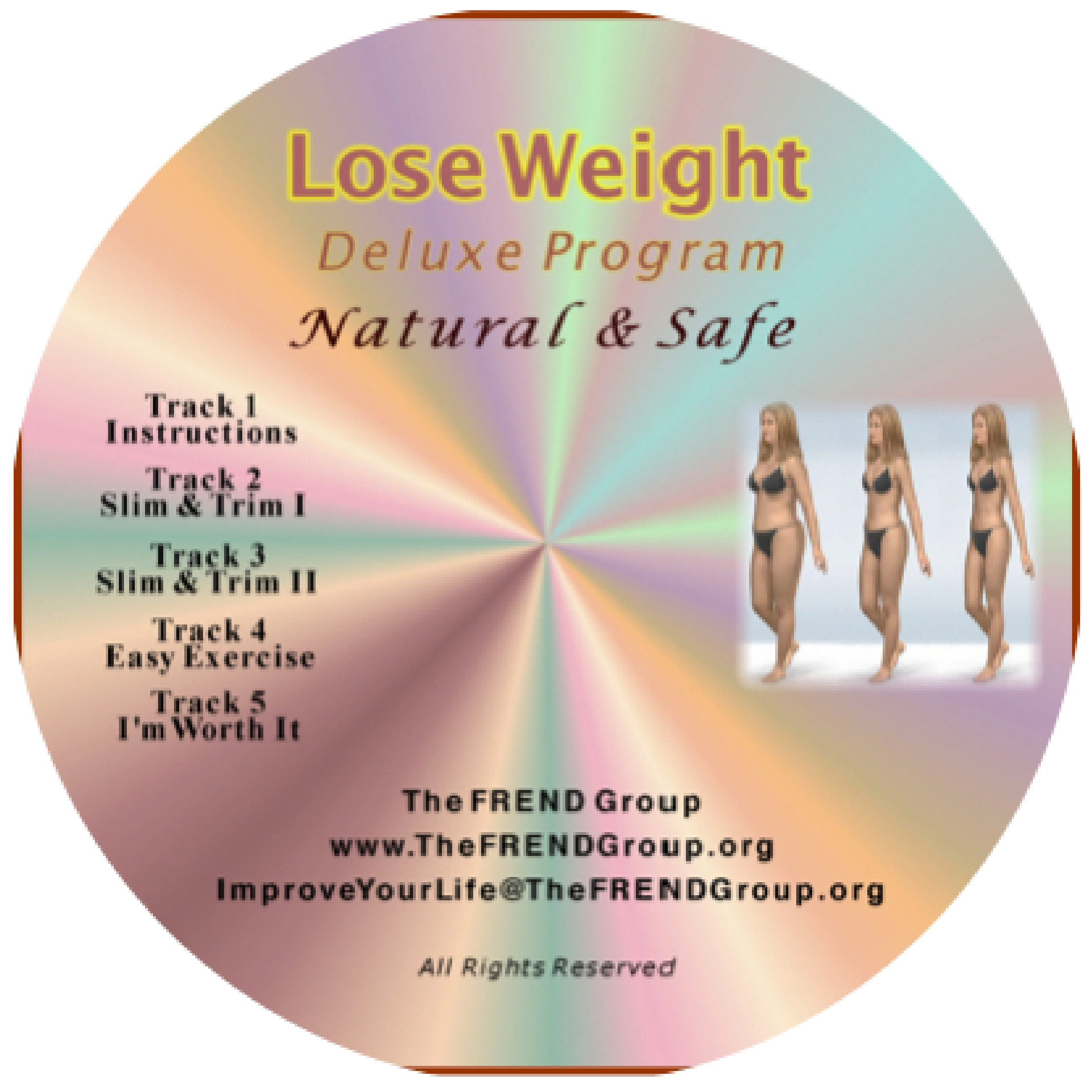 Frank Ricci -  Weight Loss Deluxe